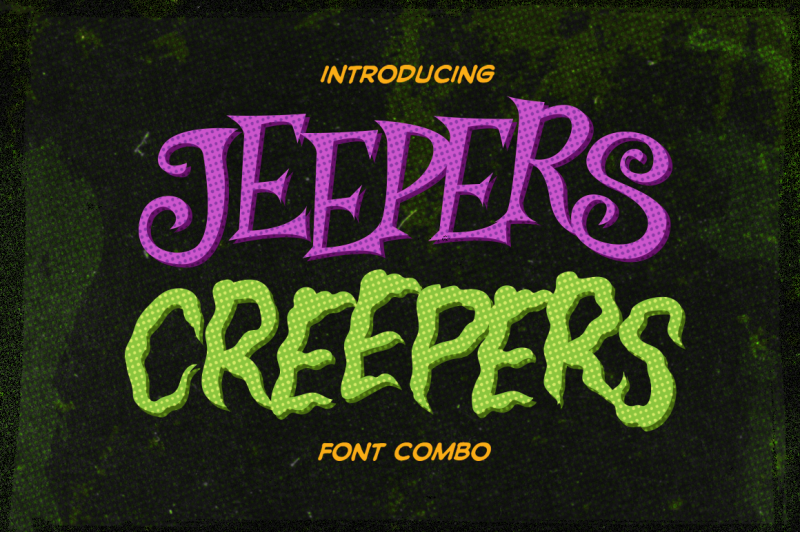 jeepers-creepers-font-combo