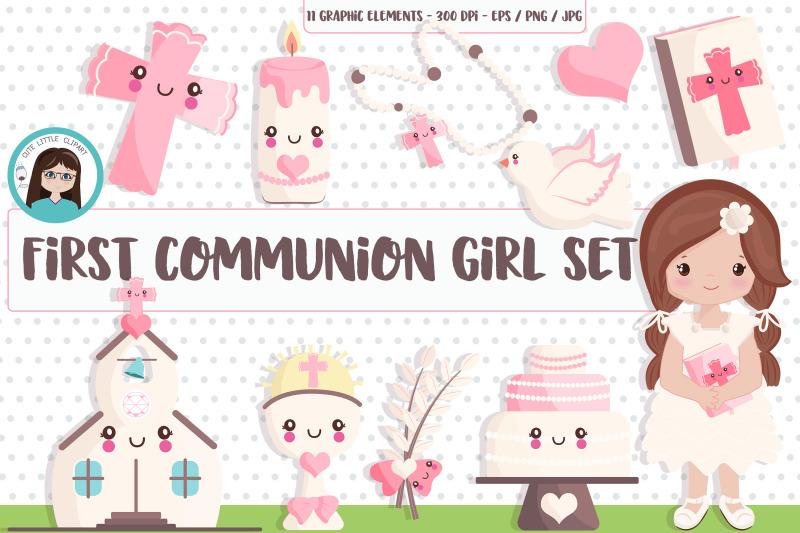 1st-communion-girl