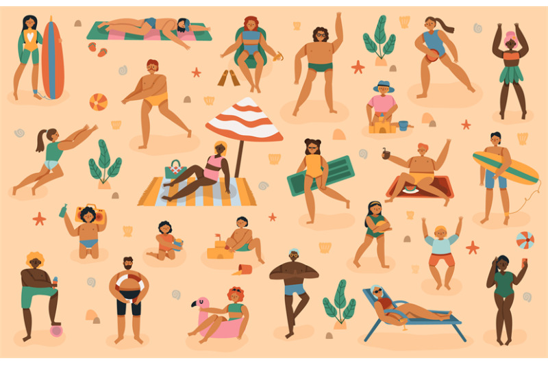 beach-people-summertime-sand-beach-vacation-man-woman-family-with