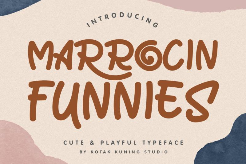 marrocin-funnies