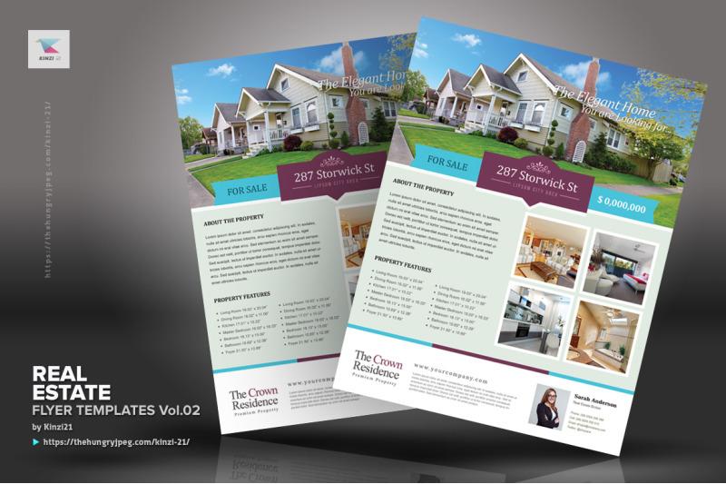 real-estate-flyer-templates-vol-02