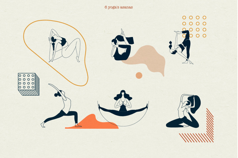 content-yoga-graphic-kit