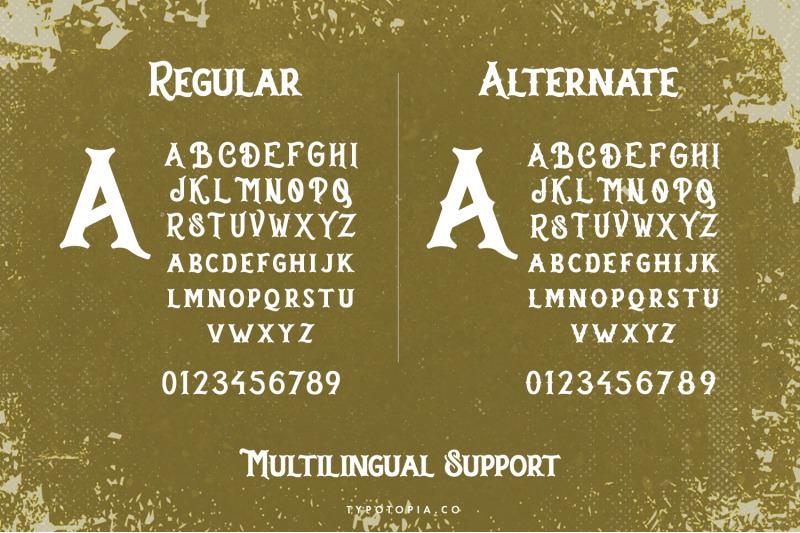 dakota-font