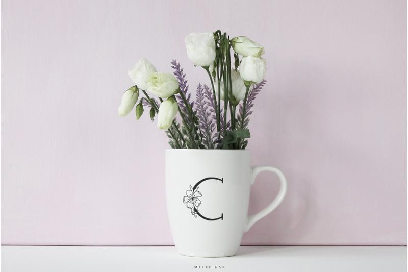 floral-letter-svg-cut-file