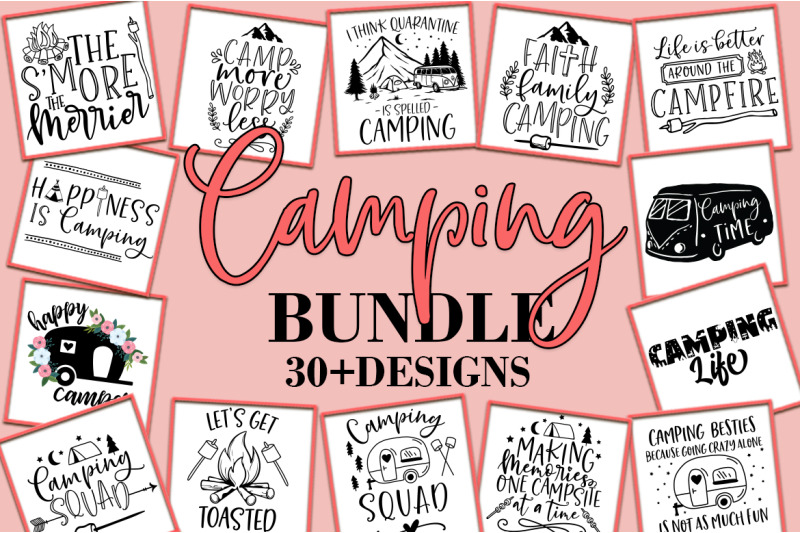 camping-bundle-svg