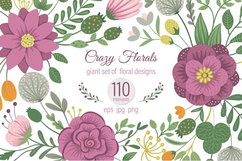 crazy-florals