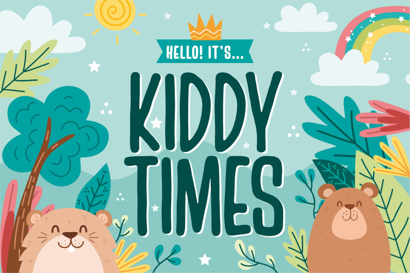 kiddy-times