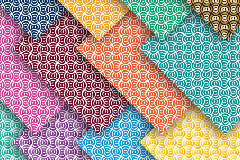 geometric-pattern-digital-papers-geometric-papers-instant-download