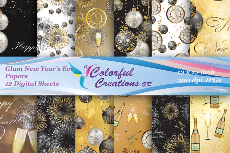 new-years-eve-digital-papers-new-years-eve-scrapbook-papers-new-year
