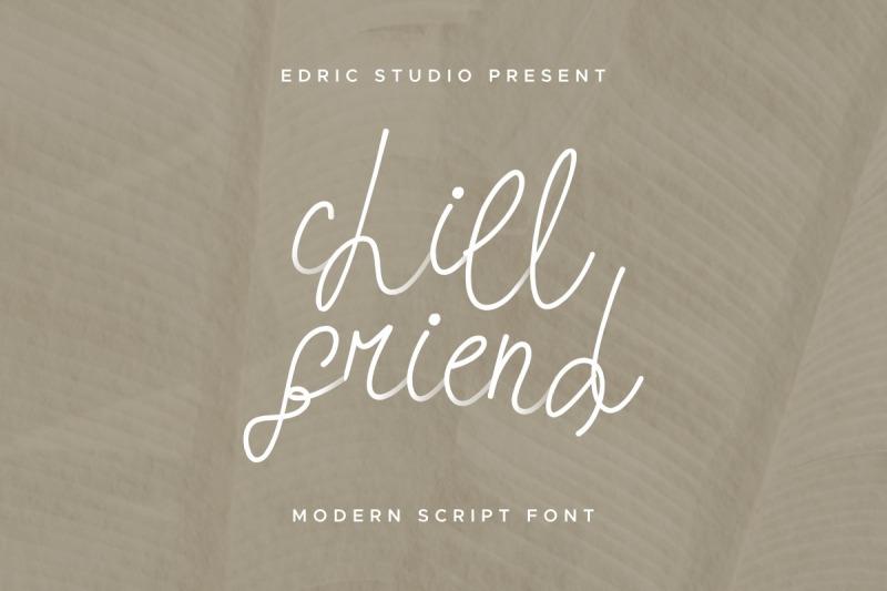 chill-friend