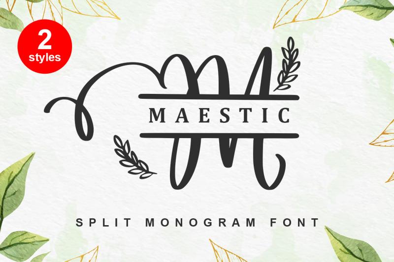 maestic-monogram