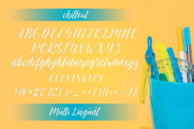 chillout-script