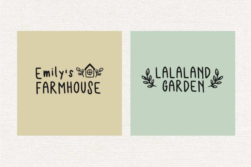 farmhouse-sans-and-doodle-font