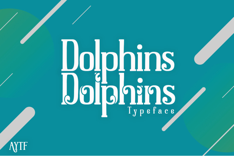 dolphins-serif-with-decorative