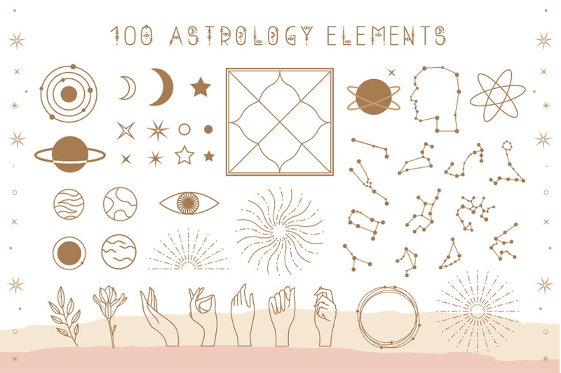 astrology-mystical-font