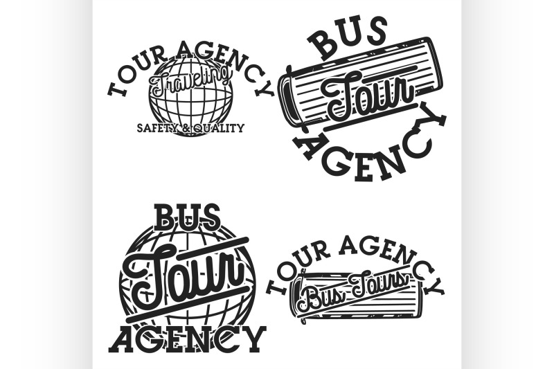 color-vintage-tour-agency-emblems