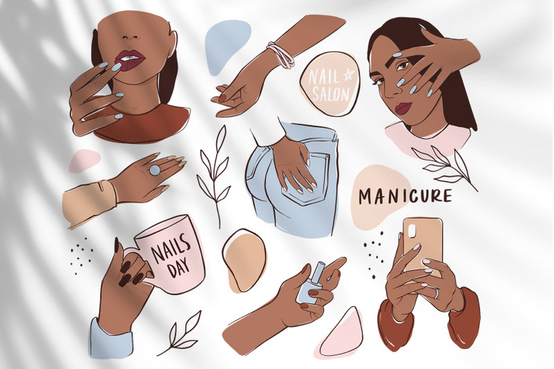 manicure-nails-female-hands