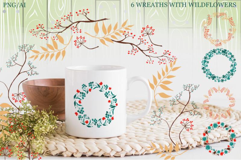 wildflower-illustrations