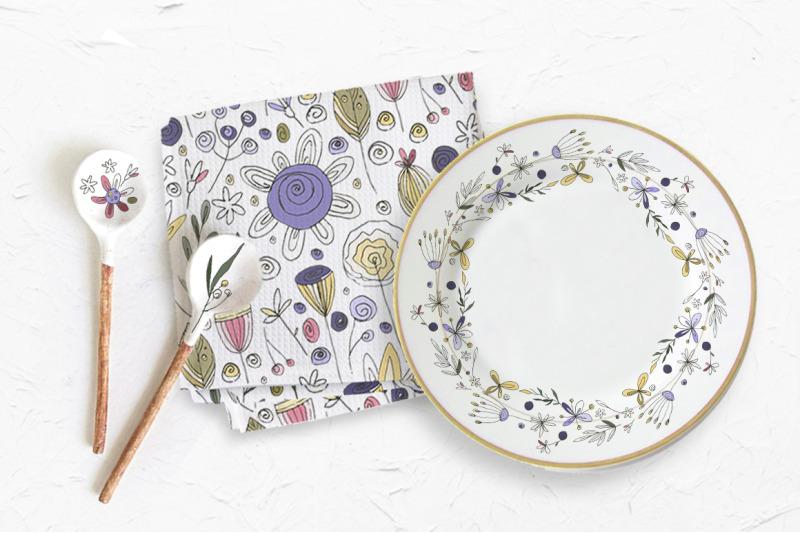 summer-botany-floral-graphic-pack