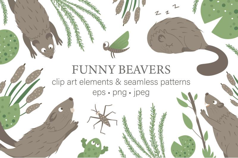 funny-beavers