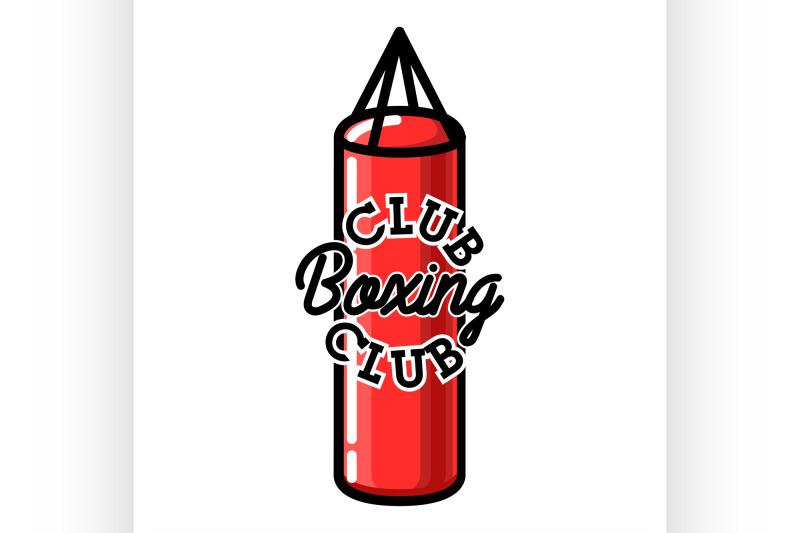 color-vintage-boxing-club-emblem