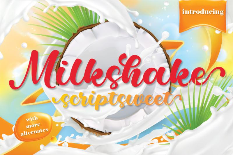 milkshake-scriptsweet