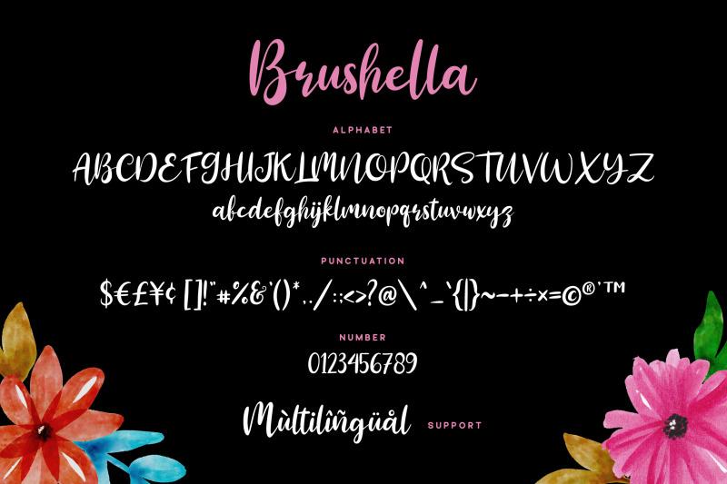 brushella-beautiful-script