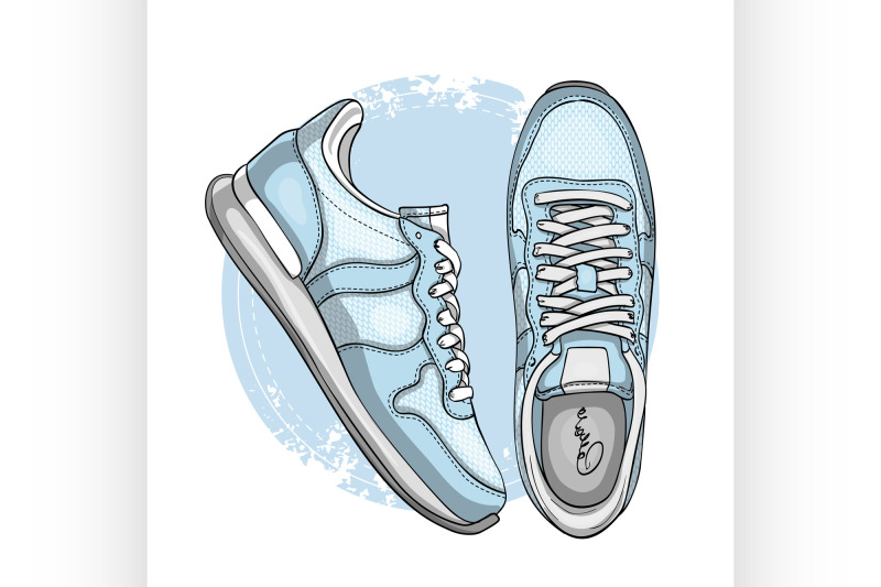 fashion-vector-sketch-womens-shoes