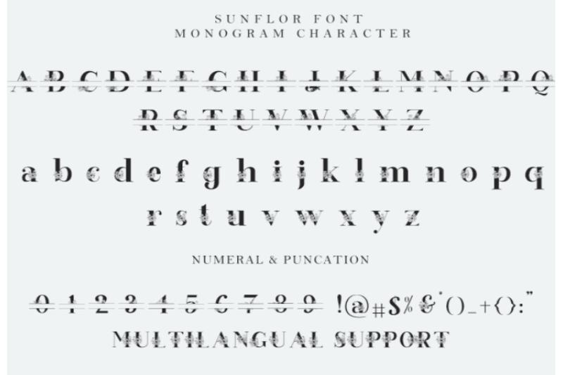 sunflor-a-new-crafter-amp-monogram-serif-font