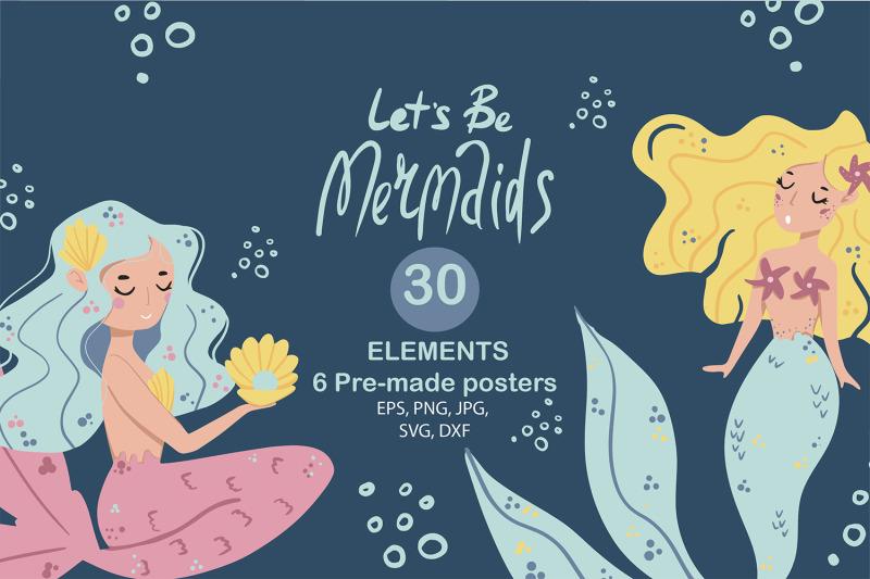 lets-be-mermaid