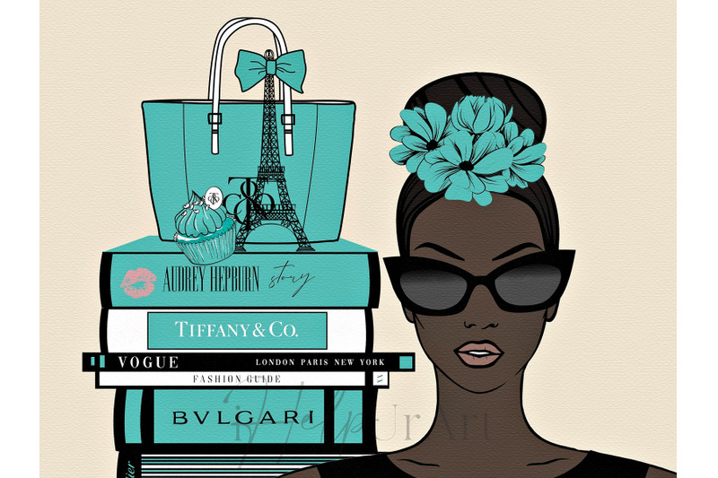 fashion-illustration-clip-art-audrey-hepburn