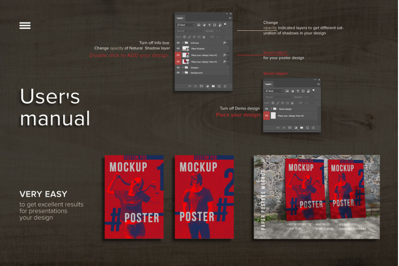 two-paper-posters-mockup