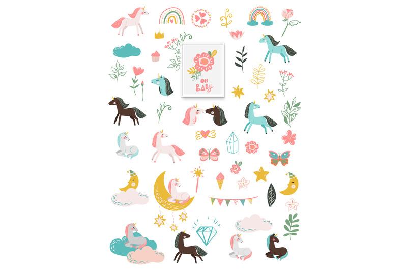unicorn-baby-illustrations