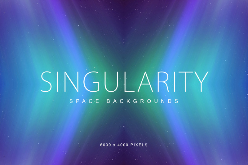 singularity-space-backgrounds