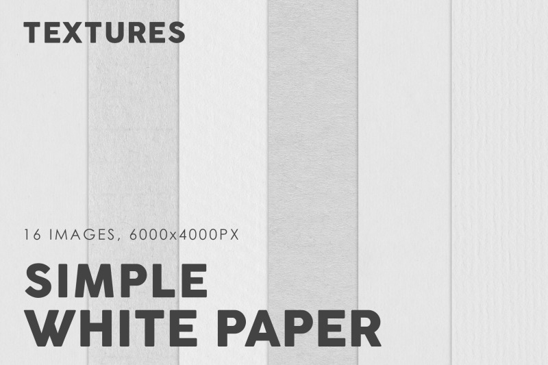 white-simple-paper-textures