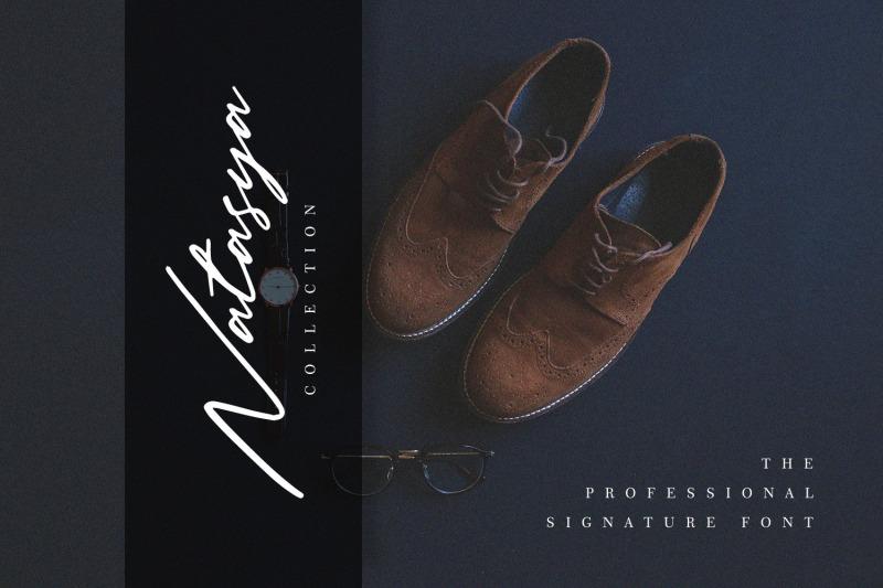 paradise-signature-font