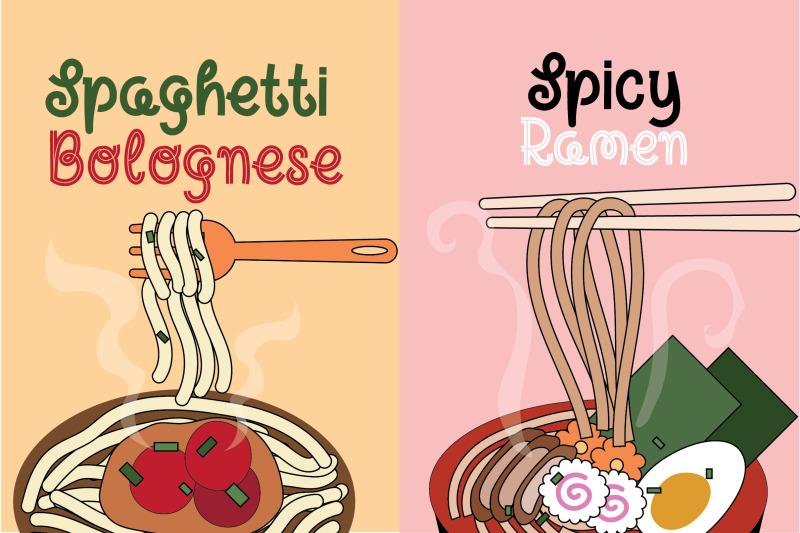 warm-noodles