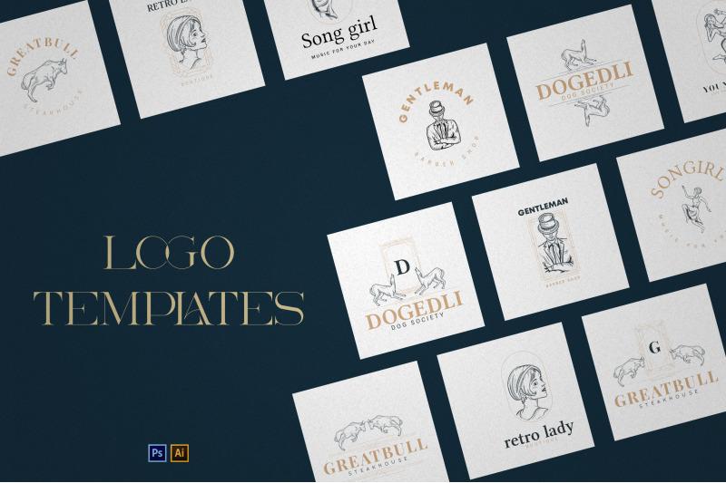 art-deco-collection-fonts-vectors