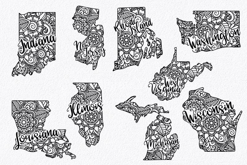 50-states-mandala-svg-bundle-state-svg-cut-file