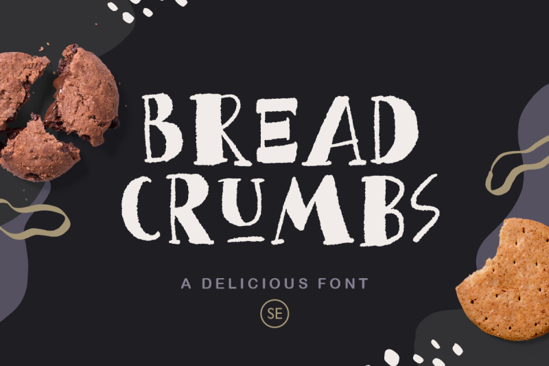 bread-crumbs-delicious-font