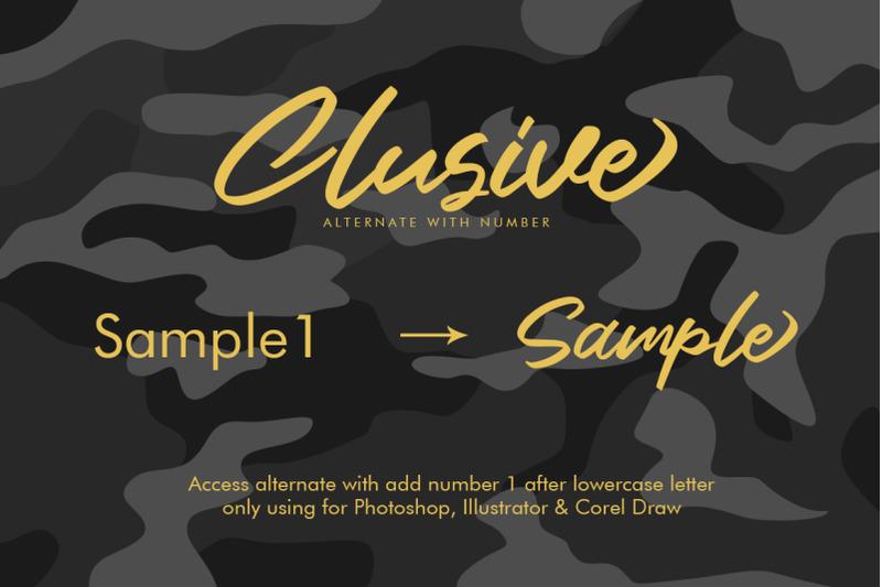 clusive-signature