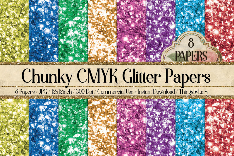 8-sparkle-chunky-cmyk-glitter-texture-digital-papers