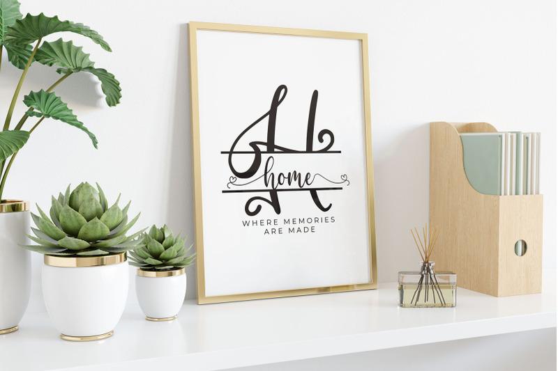 monogram-calligraphy