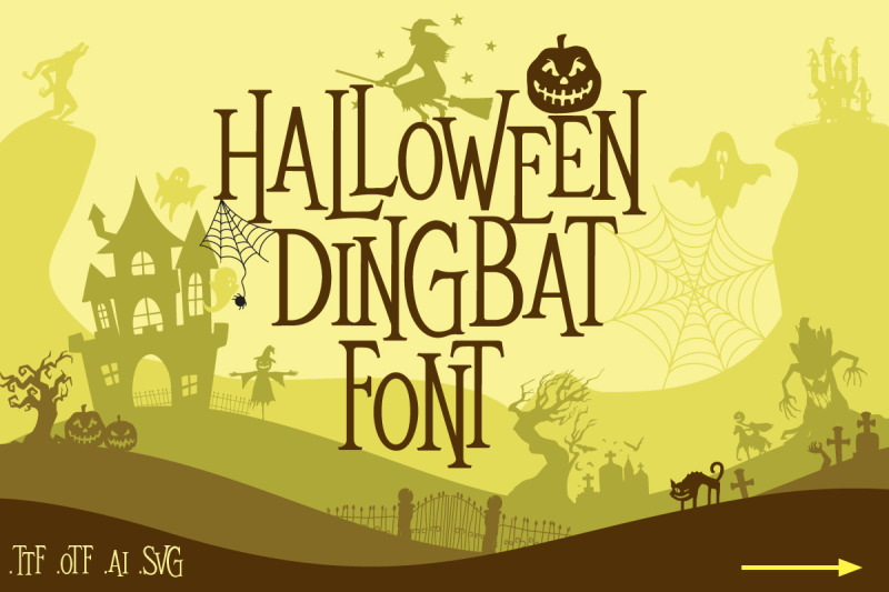 mitoos-halloween-dingbat-font-with-svg-file