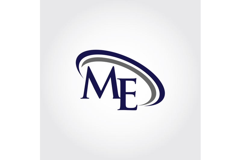 monogram-me-logo-design