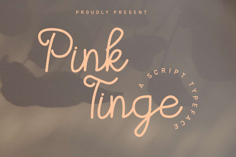 pink-tinge