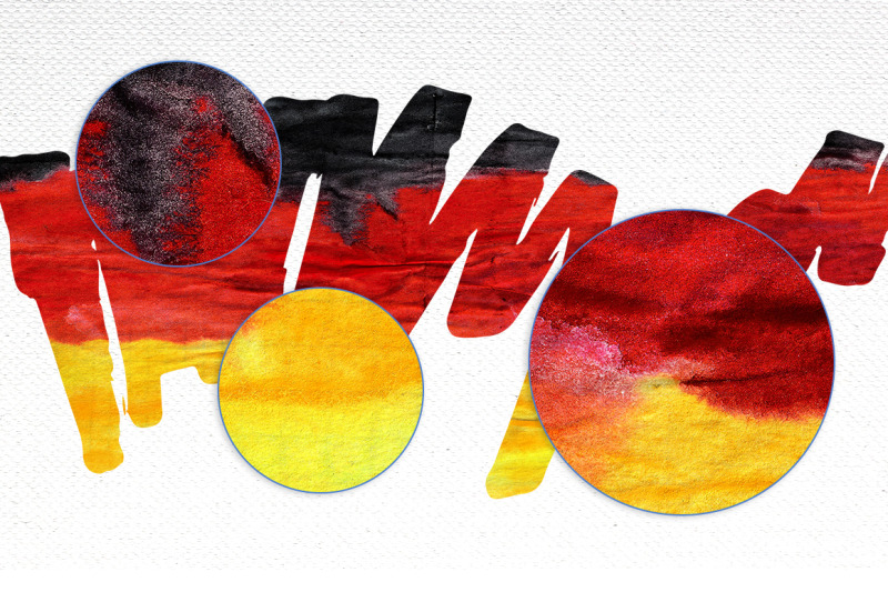 old-germany-watercolor-flag