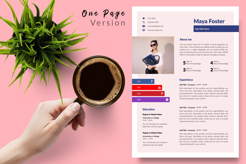 modern-resume-cv-template-for-microsoft-word-amp-apple-pages-maya-foster