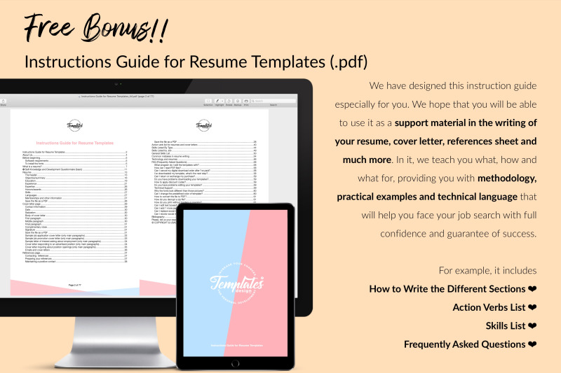 teacher-resume-template-for-microsoft-word-amp-apple-pages-nora-roberts