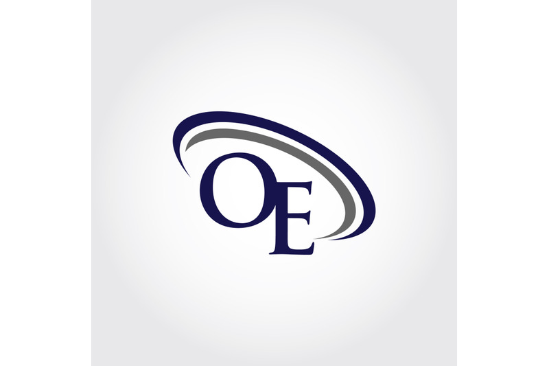 monogram-oe-logo-design